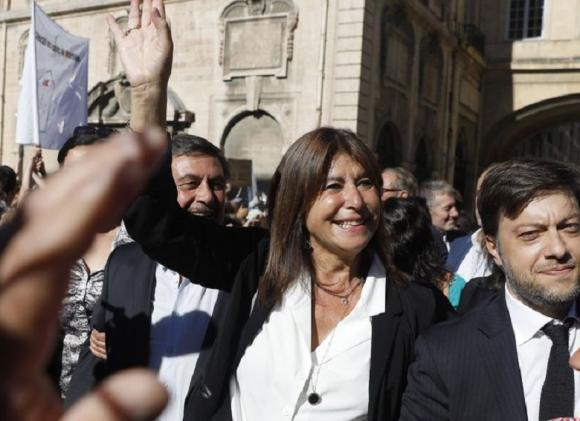 Marseille turns green with election of first woman mayor