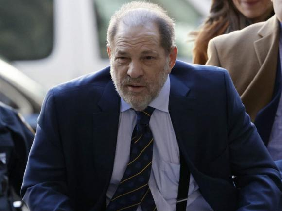 New York attorney general announces $19 mln settlement in Harvey Weinstein lawsuits